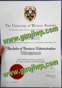 Buy UWA certificate