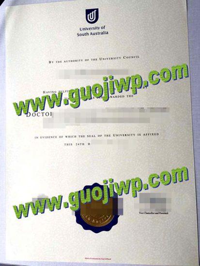 buy University of South Australia diploma