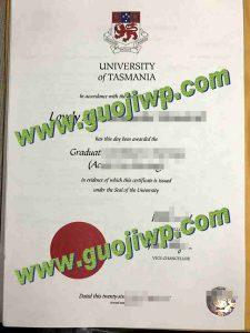 University of Tasmania diploma