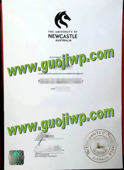 University of Newcastle, Australia diploma