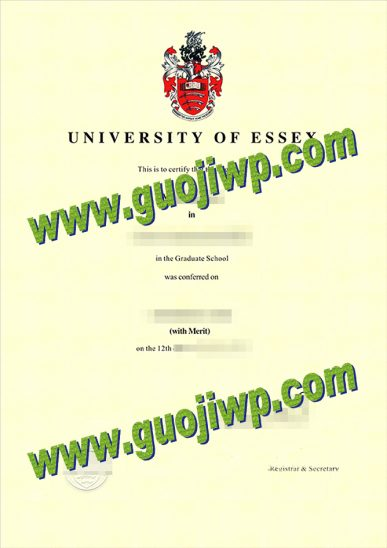 buy University of Essex degree