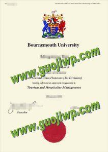 buy Bournemouth University degree certificate