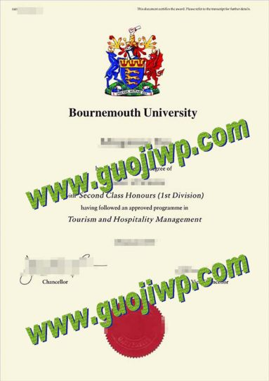 buy Bournemouth University degree certificate