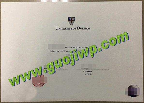 Durham University Master's degree
