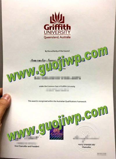 Griffith University degree