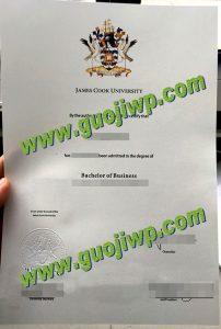 buy JCU degree certificate
