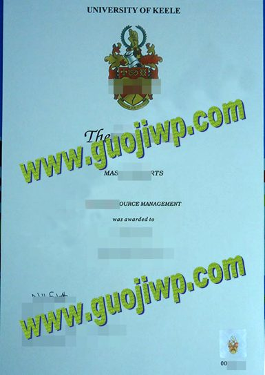 buy Keele University degree certificate