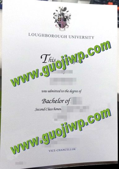 buy Loughborough University diploma