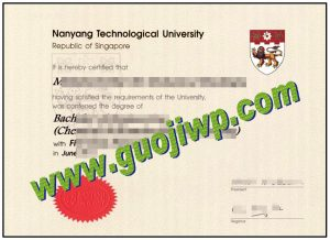 buy NTU fake degree certifciate