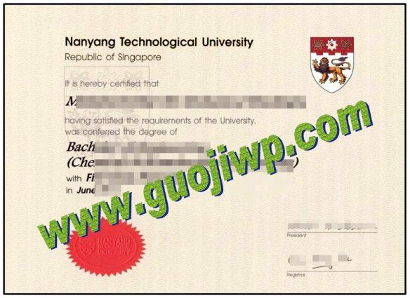 buy NTU fake degree certifciate