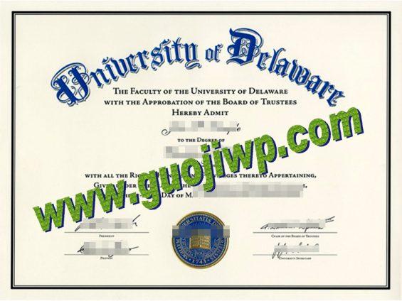 buy University of Delaware degree certificate