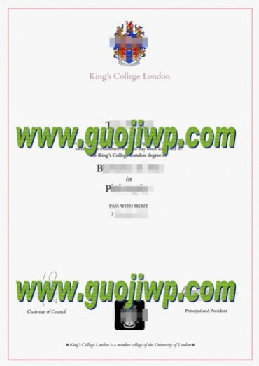 buy University of King's College degree certificate