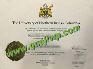 buy UNBC degree certificate