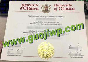 University of Ottawa fake diploma