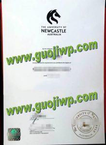 University of Newcastle, Australia diploma