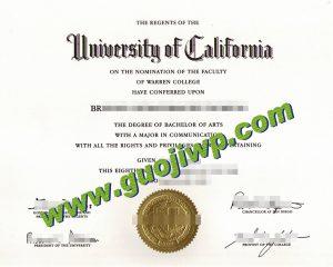buy UCSD diploma