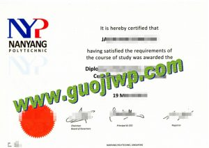 Nanyang Polytechnic degree