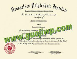Rensselaer Polytechnic Institute fake diploma