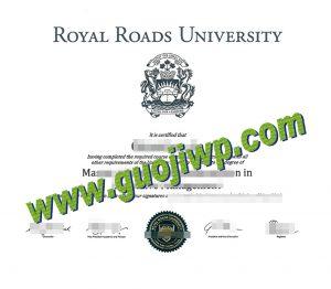 fake Royal road university diploma
