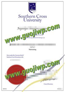buy Southern Cross University diploma