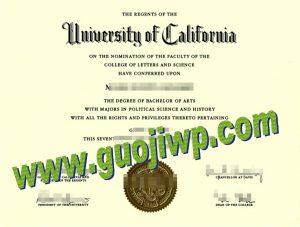 buy University of California, Davis diploma