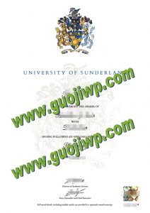 How to buy a fake University of Sunderland degree certificate?